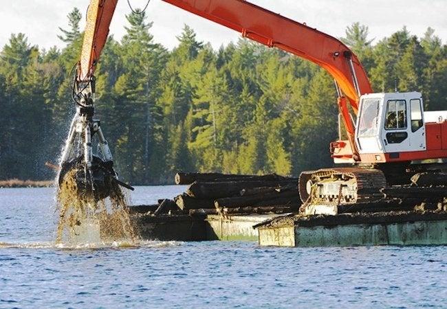 Maine Heritage Timber - Heavy Machinery