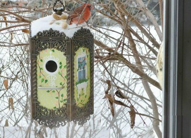 Reuse Tile - Birdhouse
