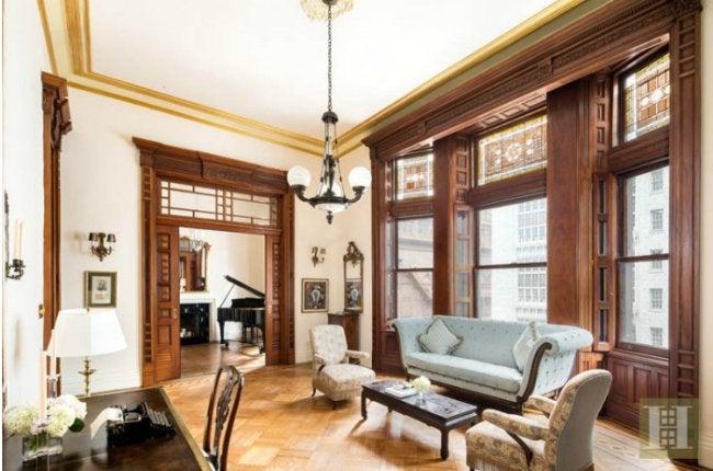 Jessica Chastain New York Apartment