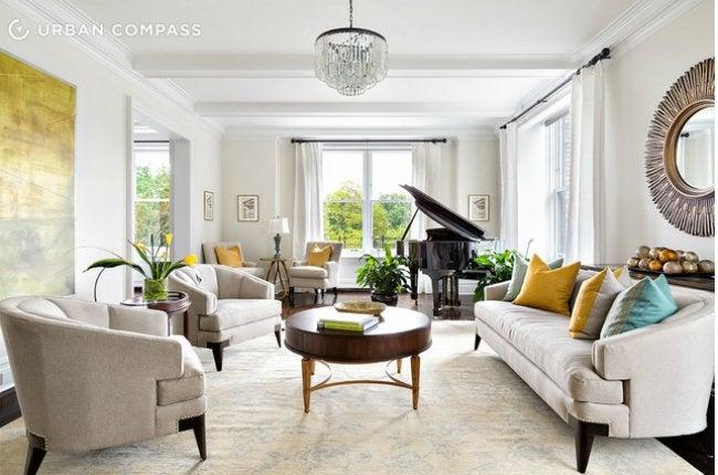 Bruce Willis Central Park West Apartment