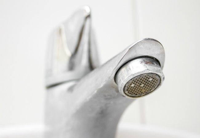 How To Clean Hard Water Stains