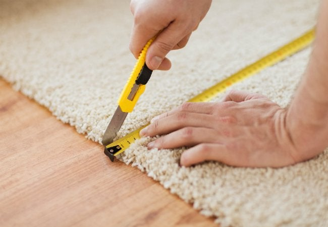 How to Patch Carpet