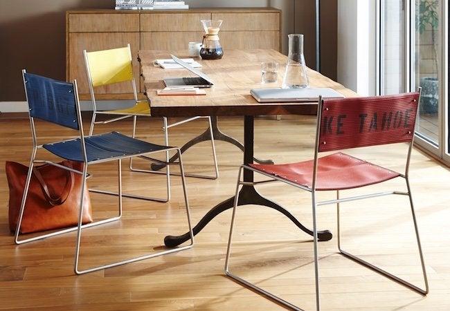 Oxgut - Fire Hose Chairs
