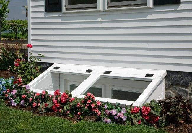 Basement Egress Windows and Doors