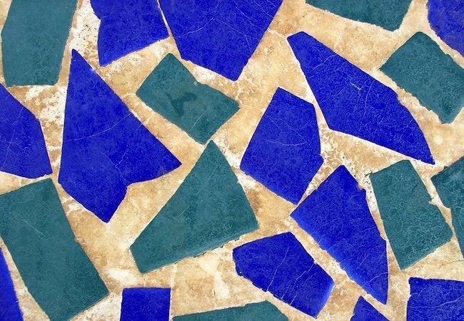 Reuse Tile - Mosaic