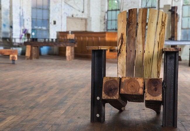 Rail Yard Studios - Adirondack Chair