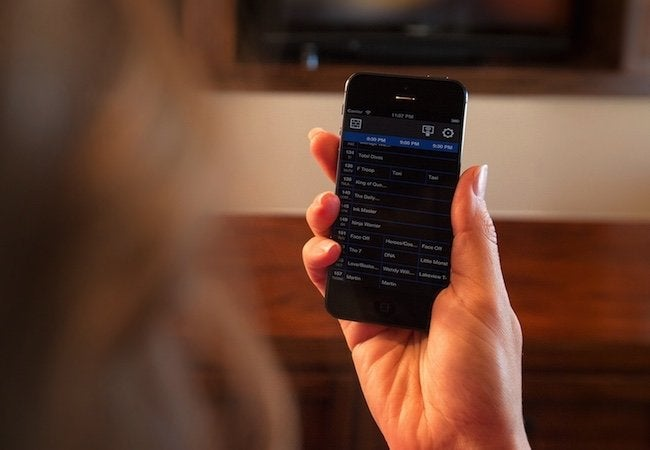 Blumoo Universal Remote - Companion App