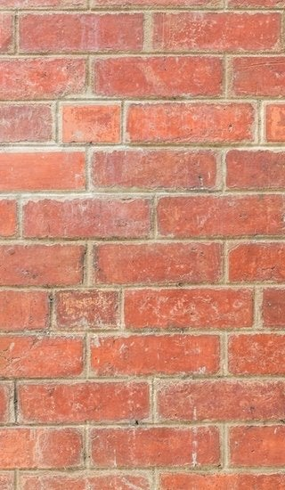 How to Remove Paint from Brick - Texture Closeup