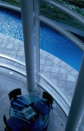 High Velocity Air Conditioning - Custom Home