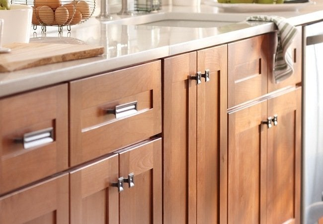 Quick-Ship Assembled Cabinets from Home Depot - Hargrove