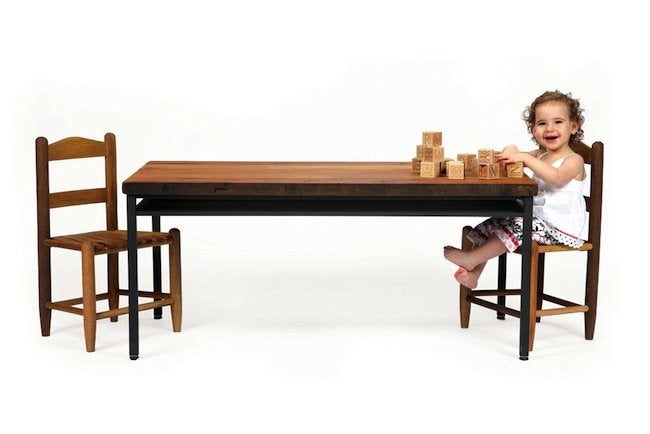 Old Wood Co - Kids Play Furniture