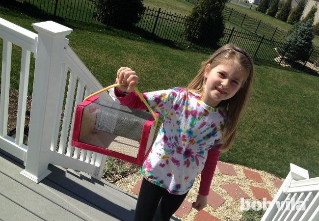 Critter Keeper - DIY with Kids
