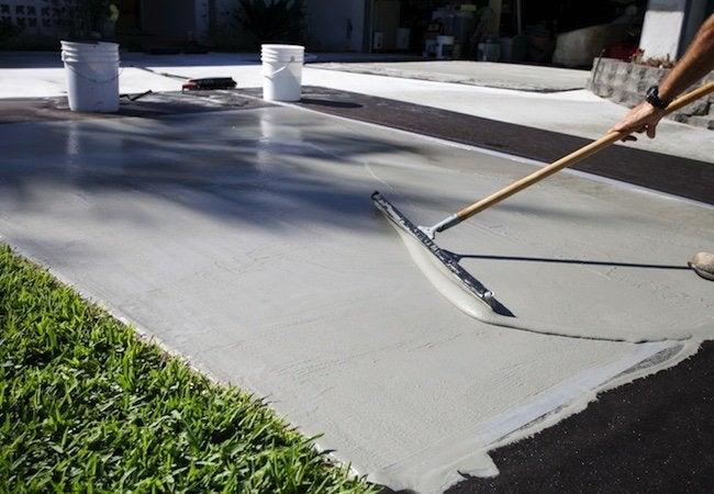 Concrete Repair - New Look