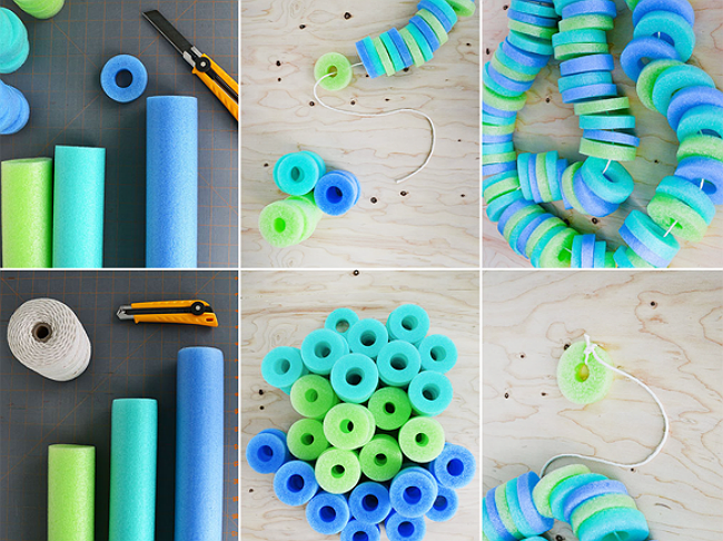 Pool Noodle Crafts 5 Things Bob Vila