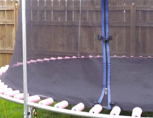 Pool Noodle Crafts - Childproofing