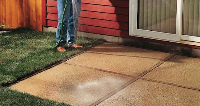 Diy Concrete Patio How To Pour A Slab Bob Vila