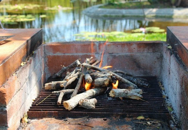 Uses for Sawdust - Fire Starter