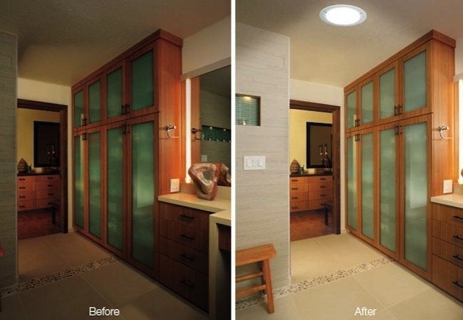 How to Choose a Skylight - Before After
