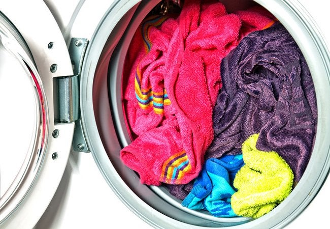 How to Clean Smelly Shoes - Washing Machine
