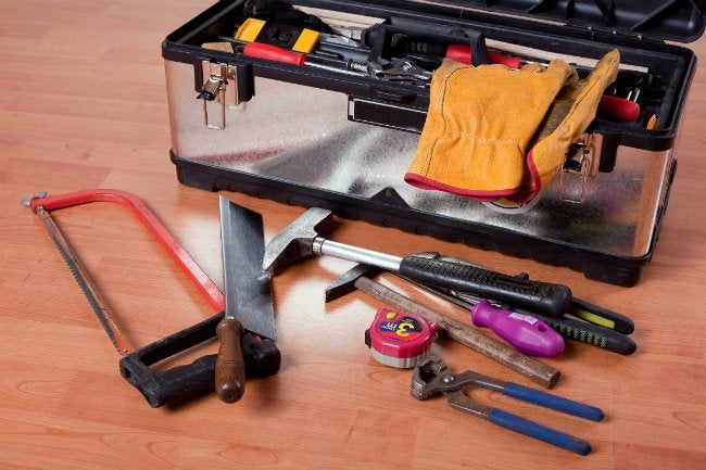 Prevent Toolbox Rust