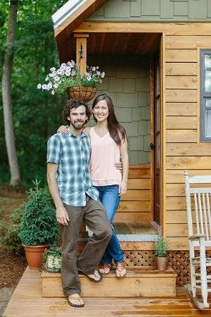 Tiny Home Living - Travis & Brittany Pyke