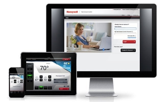 Wi-Fi Thermostats - Devices