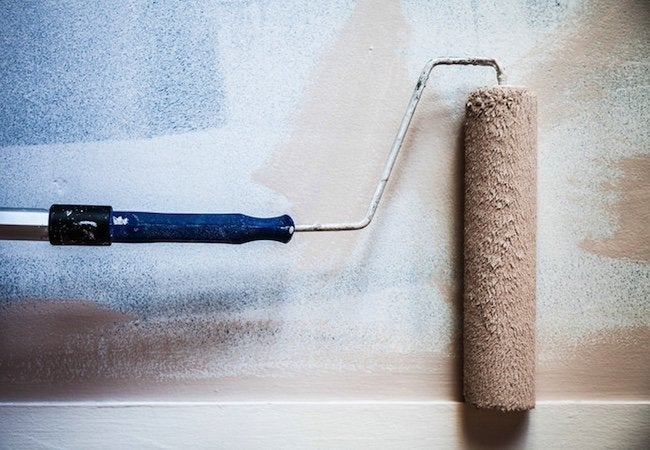 How to Clean Paint Rollers