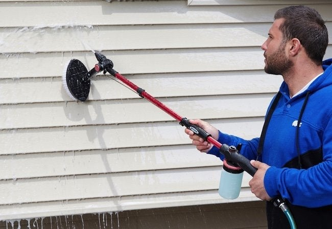 How to Clean Wood Siding
