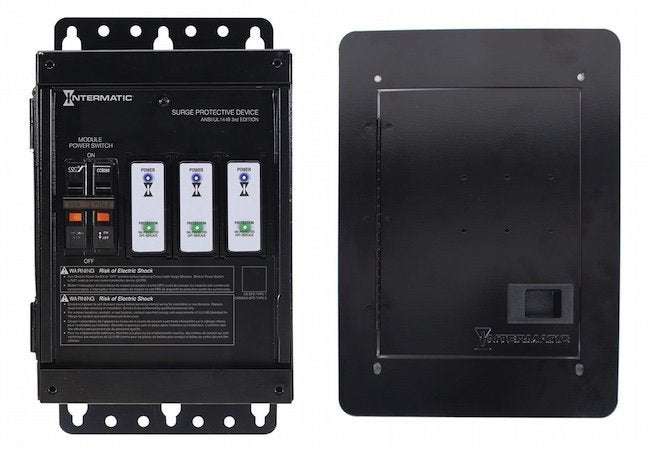Whole House Surge Protection from Intermatic