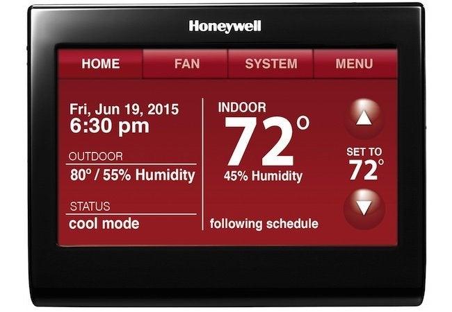 Wi-Fi Thermostats