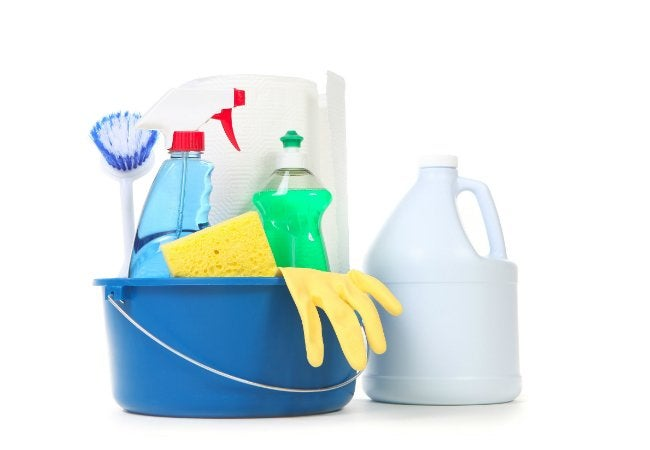 Cleaning with Bleach - Options for Disinfectants