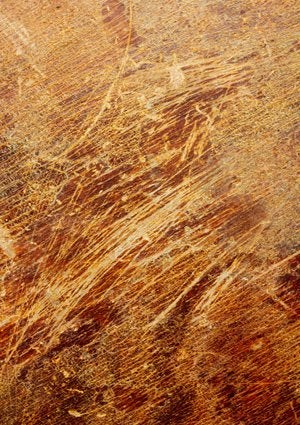 How To Fix Scratches On Wood - Walnuts