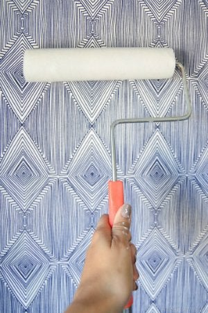 How To Make Wallpaper - Temporary Method