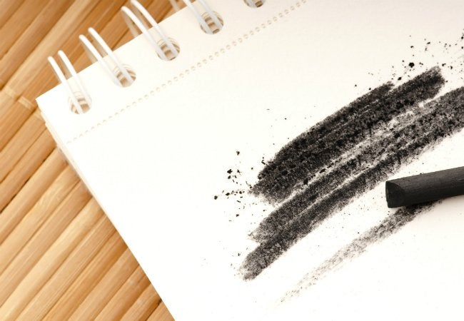Uses of Charcoal - Drawing
