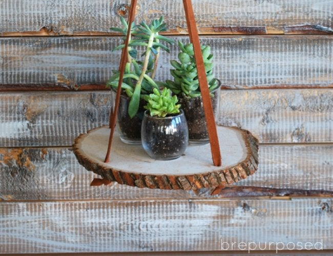 DIY Plant Stand - Hanging Design