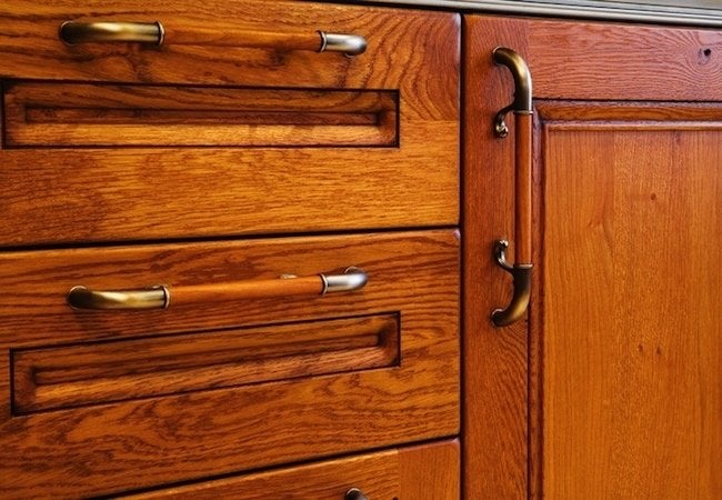 How To Stain Cabinets Bob Vila