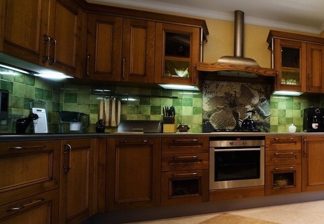 How To Stain Cabinets Bob Vila, Kitchen Cabinet Wood Stains