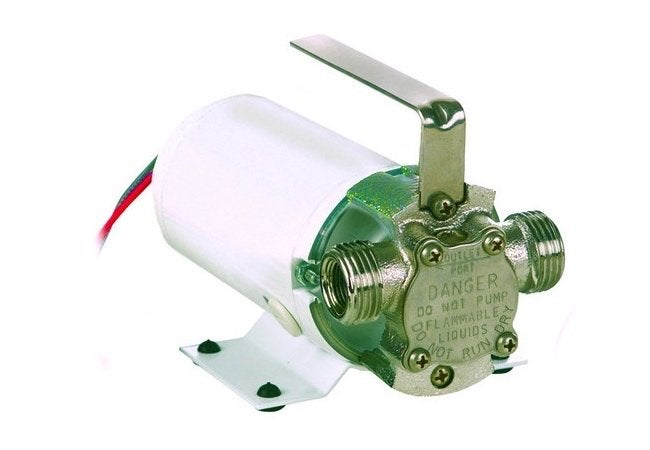 What Is a Transfer Pump? - Pony Product Isolated