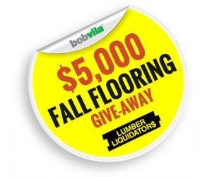 Fall Flooring Give-Away