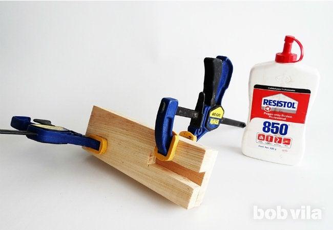 DIY Desk Organizer - Step 3