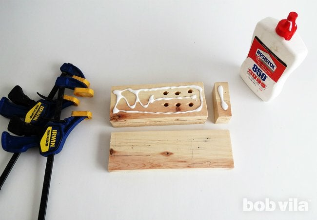 DIY Desk Organizer - Step 6