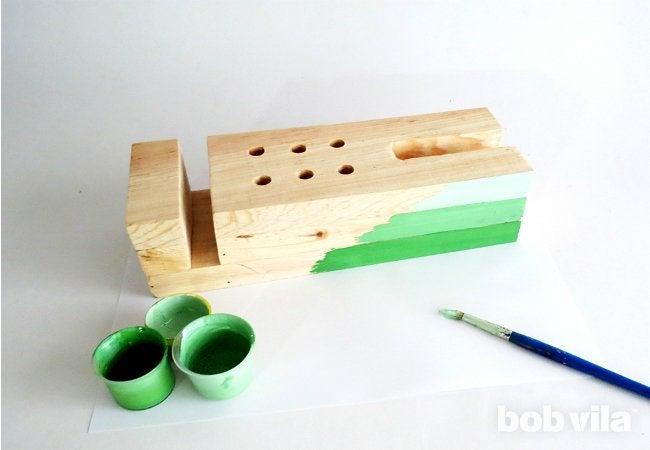 DIY Desk Organizer - Step 7