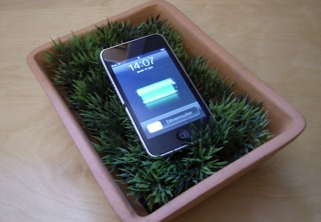diy charging station - living charger