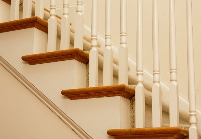 How To Install Carpet On Stairs Bob Vila