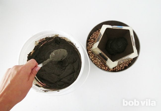 How to Make Concrete Molds - Step 5