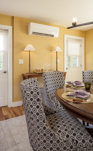 Zoned Cooling and Heating - Dining Room Unit