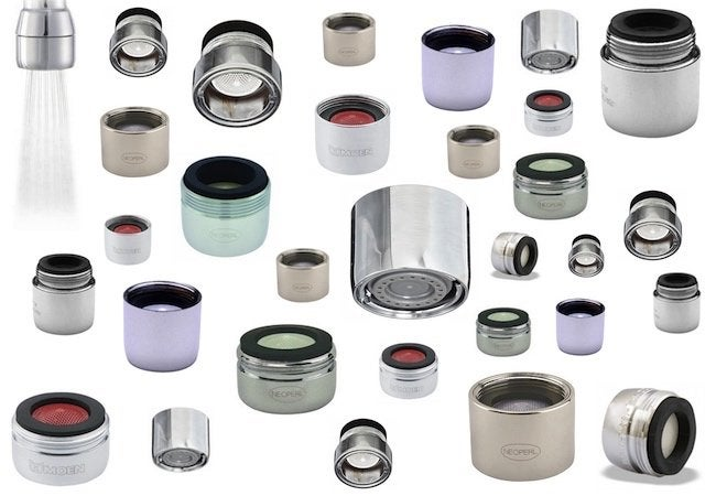 How to Choose a Faucet Aerator - SupplyHouse Array