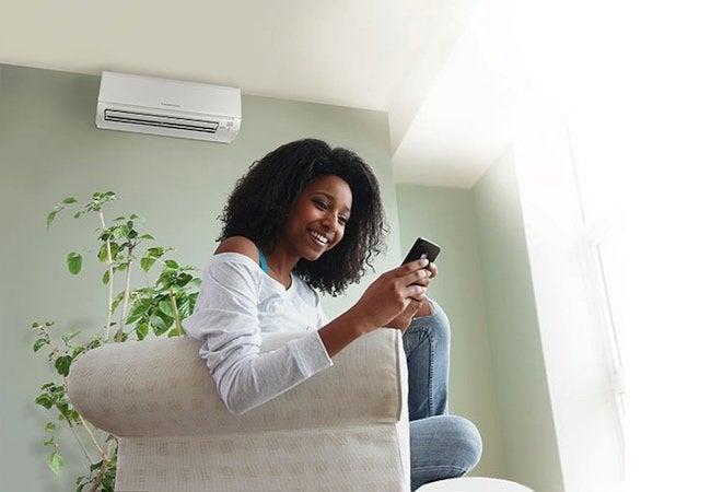 Wireless Zoned HVAC