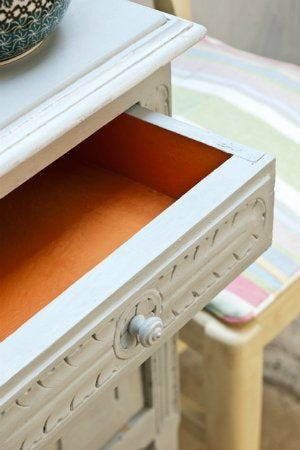 Milk Paint vs Chalk Paint - Chalk Paint Finish