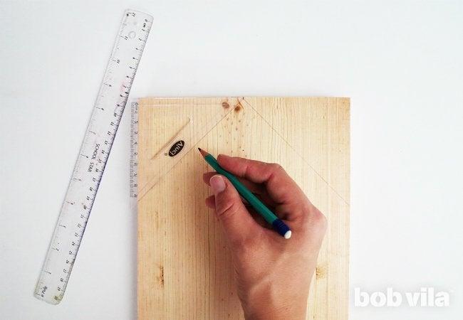 DIY Cutting Board - Step 1